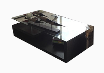 Mesa de escritorio MME-6